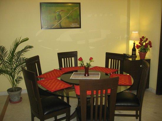 secretary room bild von space inn gurgaon tripadvisor rh tripadvisor de