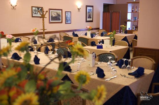 Hotel Nuova Grottella : sala ristorante