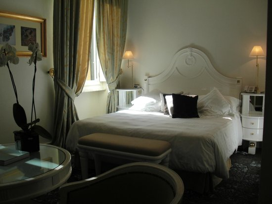 Hotel Majestic Roma: Junior Suite
