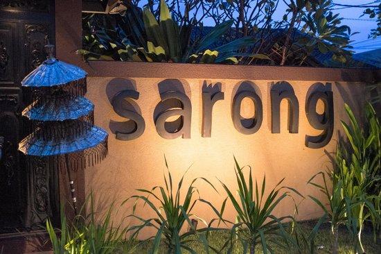 Sarong Restaurant: Sarong
