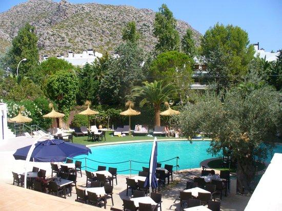 Laguna Restaurant: Laguna Pool