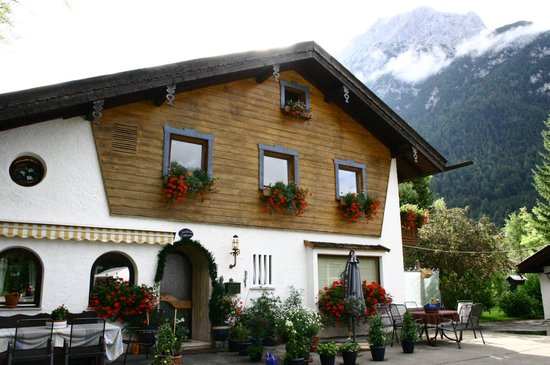 Hotel Garni Gästehaus Edlhuber: Facciata