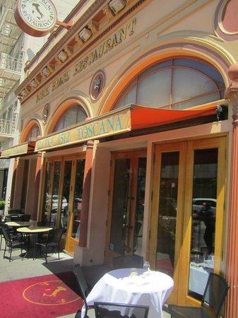North Beach Restaurant: Restaurant