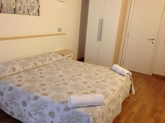 La dolce Vita Hostel: generally comfy, but no view