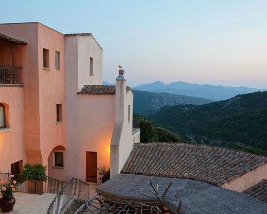 Hotel Arathena: Uitzicht