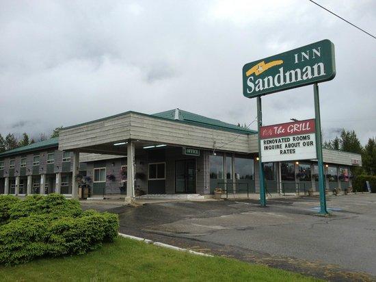 Sandman Inn Blue River: Sandman Inn, Blue River, B.C.