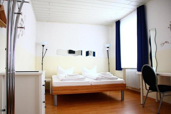 Regensburger Hof Stadthotel: Zimmer