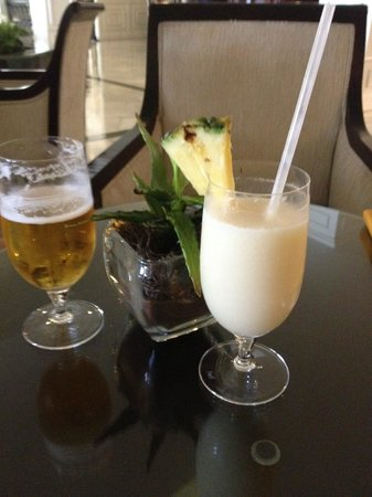 Luxury Bahia Principe Cayo Levantado Don Pablo Collection: amazing cocktails