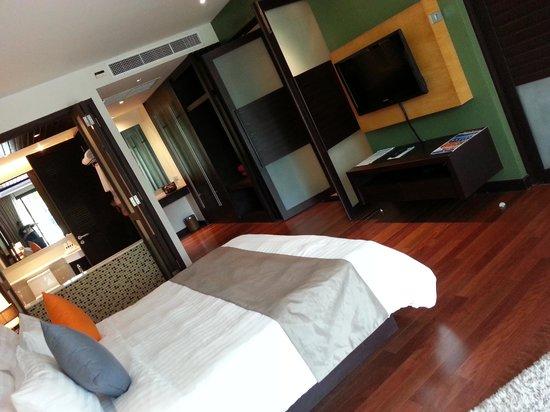 Wyndham Sea Pearl Resort Phuket: Bedroom