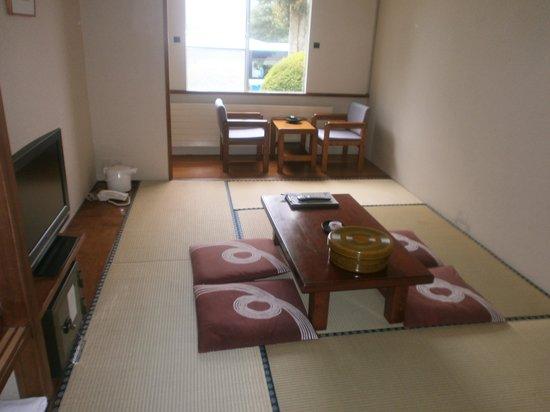 Hakone Lake Hotel: Room