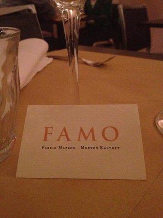 Foto de FAMO