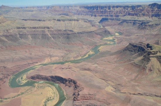 Grand Canyon Helicopters - Grand Canyon National Park: Papillon Helicopters