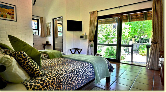 AFRICA-LODGE Guesthouse: Cottage