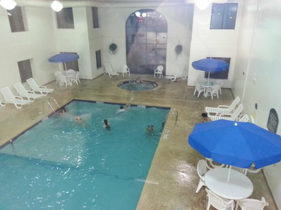 Holiday Inn Express Buffalo Airport: pool