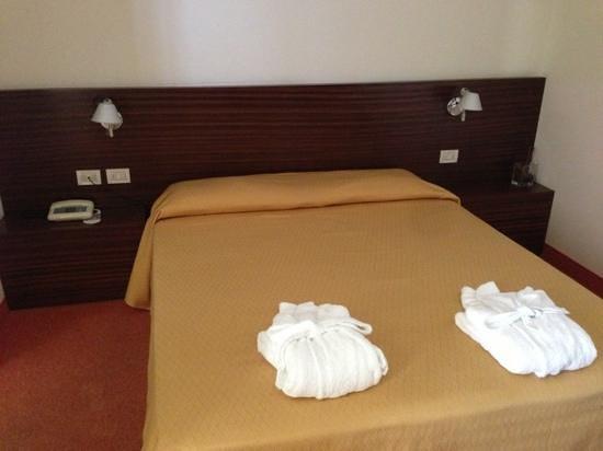 Igea Suisse Hotel Terme : camera