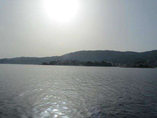 Evdora Catamaran Sailing: Tranquil seas