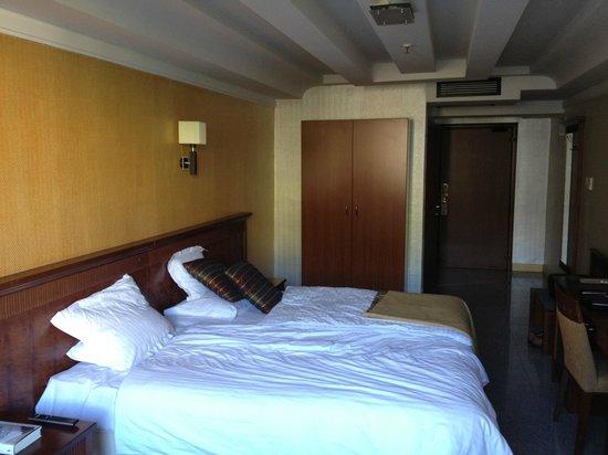 Actor Hotel: Bedroom