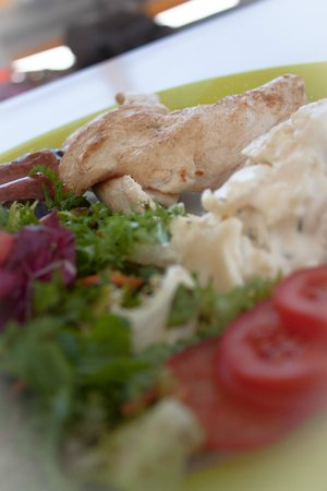 Tip Top One Day Cruise Malta: Lunchtime :)