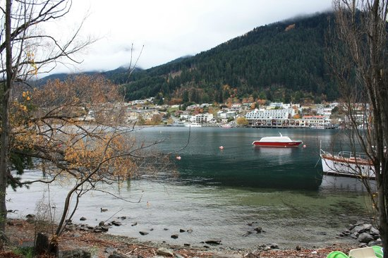 Crowne Plaza Queenstown: Out and about