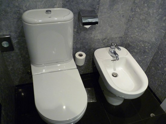 Hotel Sant Angelo: Ванная