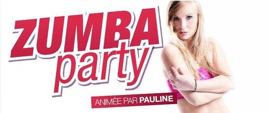 Blotzheim, France: Zumba Party tous les Mardis dès 19h30