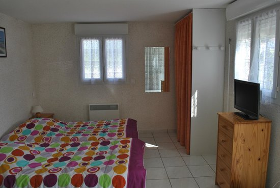 Hotel Residence Les Flots : chambre