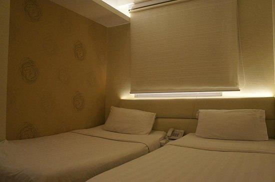 Bridal Tea House Hotel (Western District) : Standard room