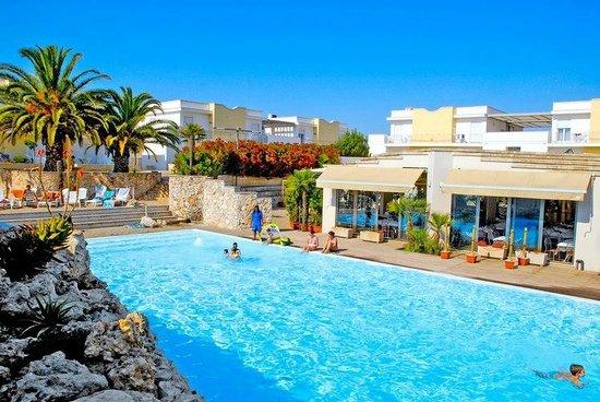Hotel Club Koinè : Piscina Hotel Koinè Otranto