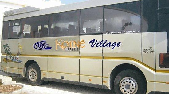 Hotel Club Koinè : Navetta per spiaggia convenzionata Hotel Koinè Otranto