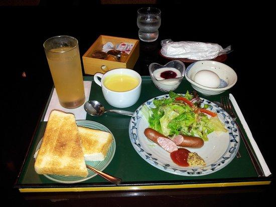 Nagoya Sakae Washington Hotel Plaza : 西式早餐