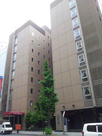 Nagoya Sakae Washington Hotel Plaza : 外觀
