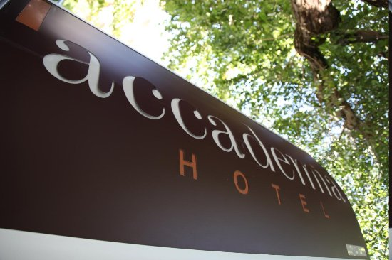 Hotel Accademia: Design everywhere
