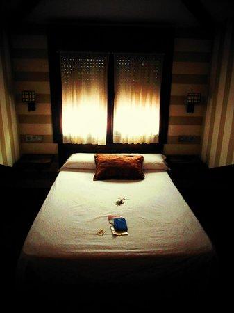 Hospedaje Cimavillarooms: Room for two