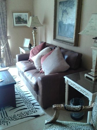 Castle Hotel: Lounge