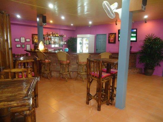 Calypso : le bar