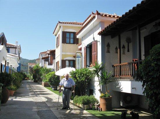 Archangelos Village: Arcangelos Village overview