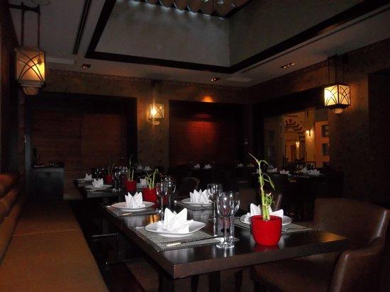 PALOMA Foresta Resort & Spa: Lotus Chinese Restaurant