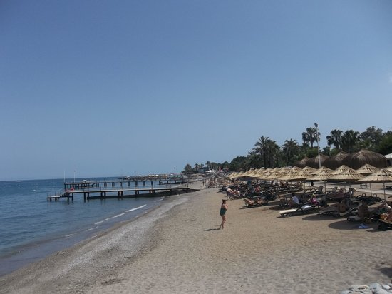 PALOMA Foresta Resort & Spa: The Beach