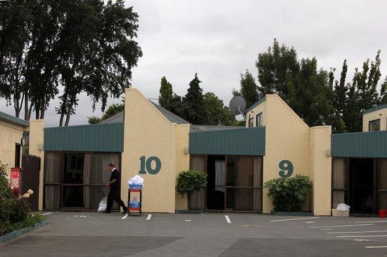 ASURE Sundowner Motel: Sundowner apartments