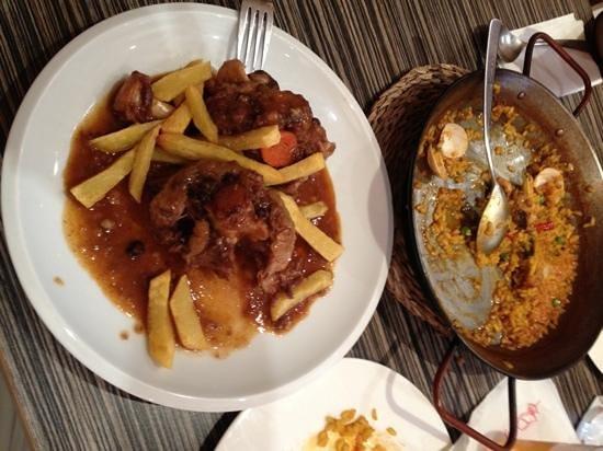 El Restaurante Pizarro Taberna : -