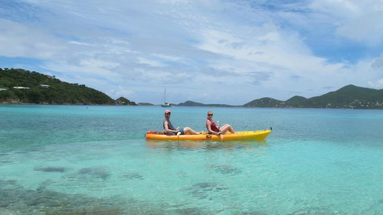 Hidden Reef Eco-Tours: Relaxing, beautiful paddle