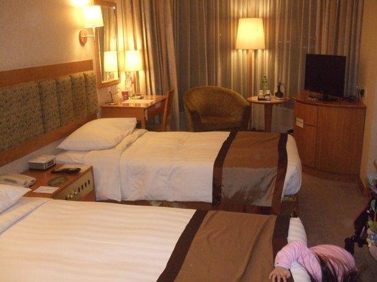 The Harbourview Hong Kong: ホテルの部屋
