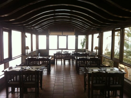 Nesima Resort and Dive Center: Restaurant