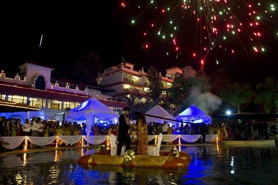 Deluxe room picture of khanvel resort silvassa - Hotels in silvassa with swimming pool ...