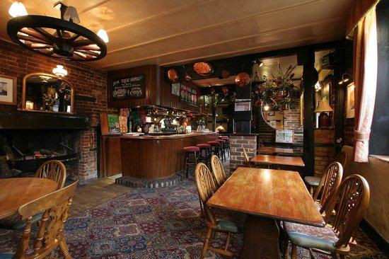 The Bulls Head: A traditional village pub