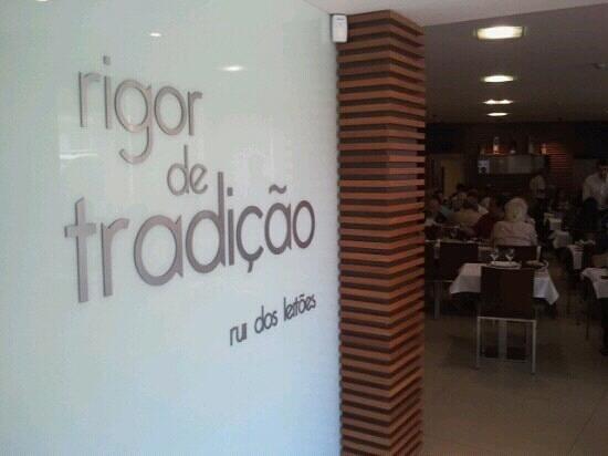 Restaurante Rui dos Leitões: Esta tudo dito...
