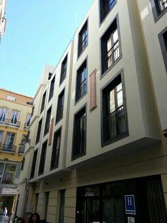 Exe Malaga Museos: front