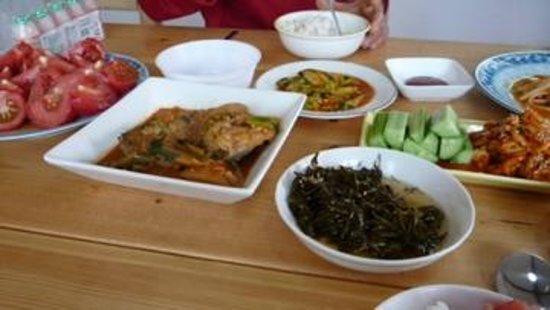 Jirissam Guesthouse: A delicious breakfast