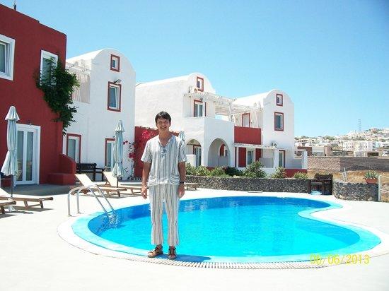 เทีย สตูดิโอ: Santorini at Thea Studios
