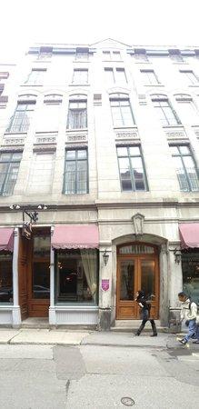 Auberge Bonaparte : street view